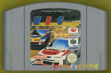 MRC MULTI RACING CHAMPIONSHIP Nintendo 64 N64 Vers. Europea PAL » SOLO CARTUCCIA