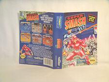 Super Smash TV -Sega Genesis art work Only!  *Original art work*