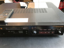 Sony Mds-302 MiniDisc Recorder Used, remote made in Japan