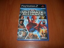 MARVEL ULTIMATE ALLIANCE PS2 (PAL ESPAÑA PRECINTADO)