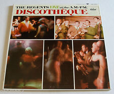 The Regents 1964 Capitol Mono Lp Live At The A.M.-P.M. Discotheque cLEAn NM/NM