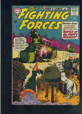 Our Fighting Forces # 82 VG- DC War CBX1W