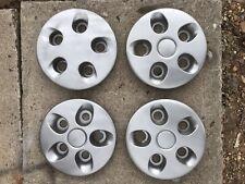 "Hub Caps *EACH* for Peugeot Boxer 16"" Wheels Only"