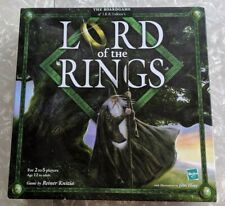 Hasbro Lord Of The Rings Board Game Reiner Knizia Hasbro J.R.R. Tolkien A+ Cond