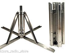 "Penninger Radio TP-24 - Portable, Tipper Mount for 2"" Masts w/Folding Legs"