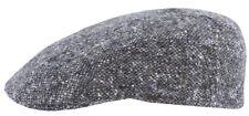 STETSON Flatcap Hat Cap Madison Donegal Green Grey 453 Virgin Wool New Trend