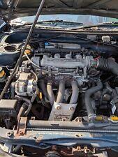 Pour Toyota Celica 140 VVTi ZZT230 1ZZ-FE 1999-02 disque de Frein avant EBC plaquettes de frein