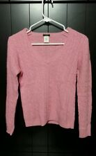 J.Crew Women's Pink Sweater - Size PS