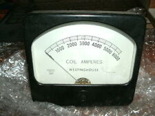 Vintage Hickok  Westinghouse 6000 coil amp meter part 680-381 NEW no box
