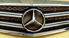 Mercedes Benz S Class W221 Front Grille Special Obsidian Black Chrome Edition
