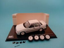 FORD SIERRA COSWORTH 4X4 1991 RALLY SPECS TEST CAR WHITE - 1/43 NEW IXO MDCS009
