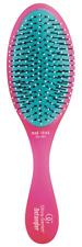 Olivia Garden OG Brush Removable Cushion Detangler Medium-Thick Hair - Pink