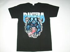 FREE SAME DAY SHIPPING BRAND NEW PANTERA PANTHER SKULLS SHIRT MEDIUM