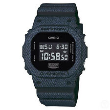 CASIO G-SHOCK Denim Pattern Watch DW-5600DC-1 GShock DW5600DC-1