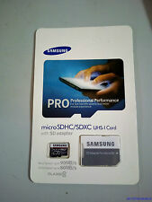 256GB micro SD SDXC Pro Class 10 UHS-I 80MB/s TF Memory Card