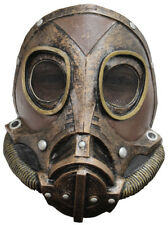 WW2 GAS MASK LATEX REPLICA M3A1 STEAMPUNK STYLE ROLE PLAY HALLOWEEN