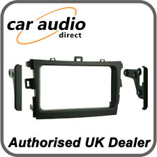 Connects2 CT23TY09 Double DIN Facia Plate for Toyota Corrola 2009> 2013