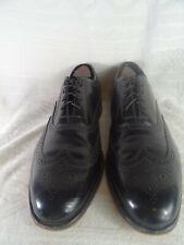 Florsheim 'Harvard Wingtip Brogue Shoes Men Size 14 B Leather Oxford Dress Black