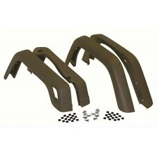 Crown 55254918K - Original Style Replacement Fender Flares for 97-06 Jeep TJ