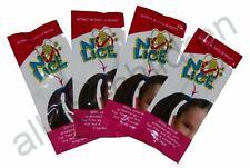 Anti Pidocchi Capelli In Gomma Fasce di protezione contro i pidocchi per Bambine 3+