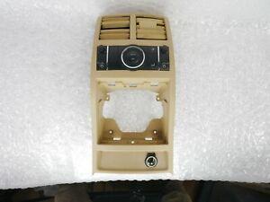 ☑️ 06 07 Mercedes GL350 Rear Temperature Climate Control Trim Bezel 1648209589