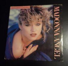 Madonna Angel. Maxi Single (1985) Vinyl record Album G+/NM