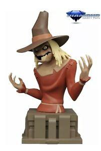 Diamond Select Toys DC Comics Batman Statue Animated Series Scarecrow Bust New