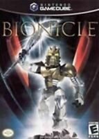 BIONICLE - Nintendo Gamecube Game Authentic