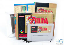 The Legend Of Zelda: A Link To The Past Boxed - Super Nintendo SNES PAL
