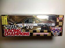 RACING CHAMPIONS 1/24 NASCAR Craftsman Gold Ford Pickup Truck Biffle Grainger