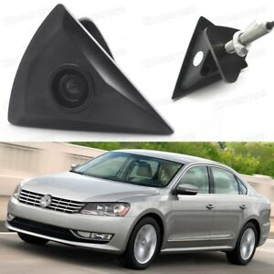170° HD CCD Front View Camera Car Logo Embedded New for VW Passat 2012-2015