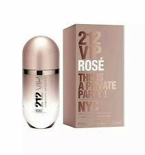 New&sealed Carolina Herrera 212 VIP Rose 50ml Eau De Parfum Woman's Fragrance!!