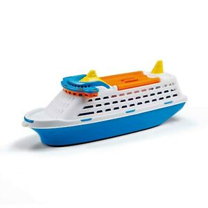 Crociera Nave Mercantile Giocattolo plastica 100% riciclabile atossica L 40 cm
