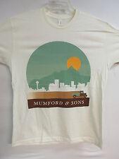 NEW - MUMFORD & SONS BAND / CONCERT / MUSIC T-SHIRT LARGE