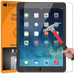 """For Apple iPad 4 (2012) 9.7"""" Tempered Glass Protector  (A1458) (A1459) (A1460)"""