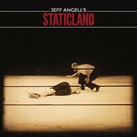 Jeff Angells Staticland - Jeff Angells Staticland [CD]