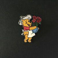 DLR - Summer fun Gardening Pooh RARE HTF Retired Disney Pin 2240