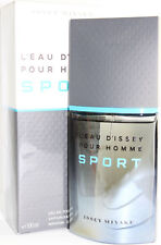 L'Eau D'Issey Pour Homme Sport by Issey Miyake EDT 3.4/3.3 oz Spray for Men New
