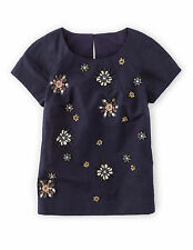 Boden Cotton Crew Neck Tops & Shirts for Women