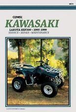 Kawasaki - Lakota Kef300, 1995-1999 by Clymer Publications Staff and Penton Staf