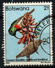 Botswana 1982 SG#516, 2t Birds Definitive Used #D48953