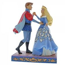 Disney Traditions Swept Up In The Moment Aurora & Prince Figurine 4059733