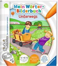 Ravensburger tiptoi Buch Mein Wörter-Bilderbuch Unterwegs 00688