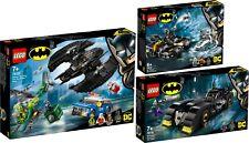 LEGO® DC Comics Super Heroes 76120 76119 76118 Batman Joker Mr. Freez N6/19