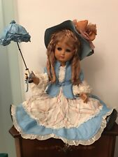 Bambola antica anni 40-50