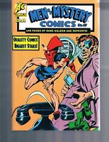 Men of Mystery #97 140 page Collection AC Comics Golden Age Reprints 2015