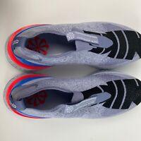 Nike Epic Phantom React Flyknit JDI Indigo Fog Men's Size 10 Slip On CI1291 400