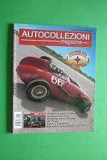 MAGAZINE AUTOCOLLEZIONI N.28 2005 LE JUNIOR DEL LUPO D'ABRUZZO TARASCHI BRM H-16