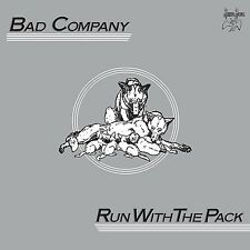 BAD COMPANY 'RUN WITH THE PACK' (Remastered) 2 CD Deluxe Edition (2017)
