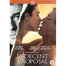 Indecent Proposal DVD
